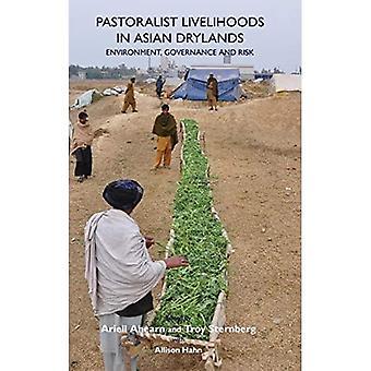 Mezzi di sussistenza pastori nelle terre aride asiatiche: ambiente, governance e rischio