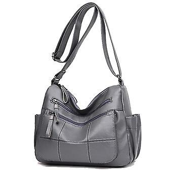Duża pojemność Luksusowe torebki i torebki Damskie Torby, Designer Leather Shoulder