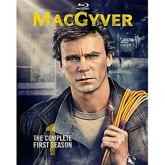 Macgyver: Complete First Season [Blu-ray] USA import