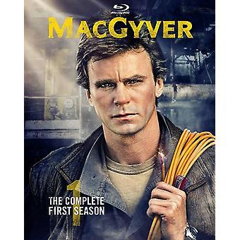 Macgyver: Primeira Temporada Completa [Blu-ray] Importação dos EUA