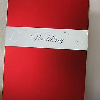 10 Wedding' Décoration d'enveloppement de carte