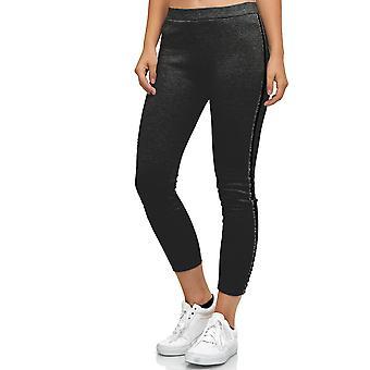 Women Leggings Pants Stretch Fitness Workout Sport Track Pants Stripes