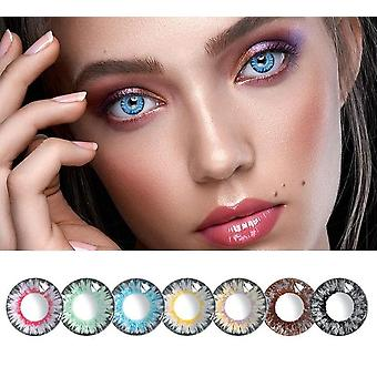 Soft & Beautiful Colored Contact Lenses