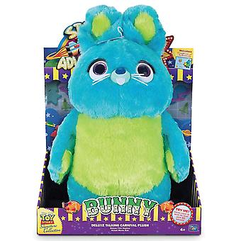 Toy Story Signature Collection Talking Carnival Plush BUNNY