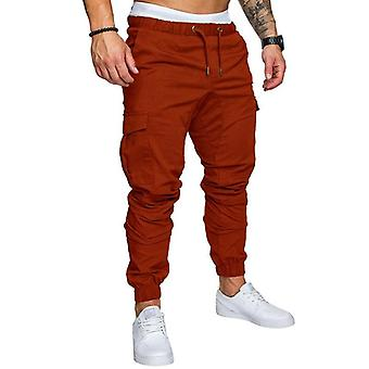 Men Pants Hip Hop Harem Joggers New Male Trousers