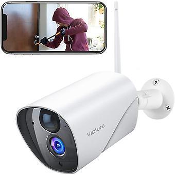 Security Camera With PIR Passive Infrared Sensor, 1080P CCTV Camera System