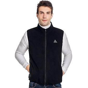 Electric Heating Vest For Autumn And Winter, Rechargeable Heating Vest, Carbon Fiber Usb Electric Heating Vest