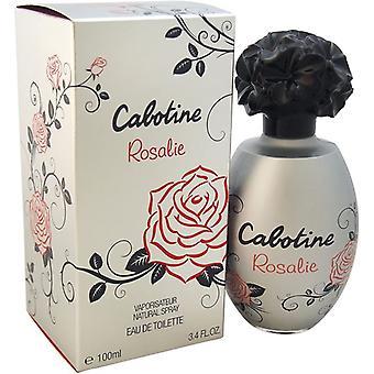 Gres Parfums Cabotine Rosalie Eau de Toilette Spray for Women 100 ml