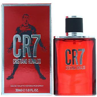 Cristiano Ronaldo CR7 EDT Spray 30ml