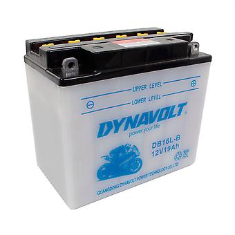 Dynavolt CB16LB High Performance Battery With Acid Pack