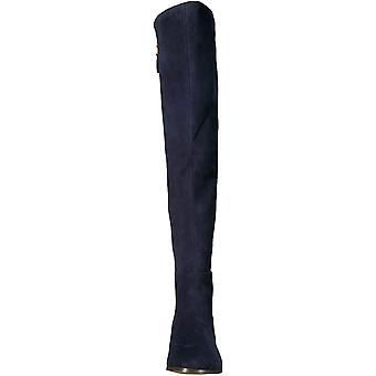 Nine West Women's Shoes 25028325 Suede Closed Toe Over Knee Fashion Boots