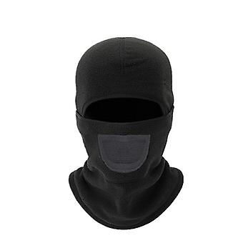 Winter Thermal Fleece Ski Cover Mask