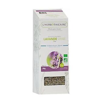 Lavender real organic flower 50 g