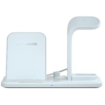 3 in 1 getrenntes Design Quick Wireless Ladegerät für iPhone, Apple Watch, AirPods