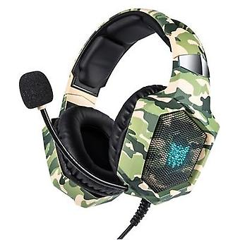 Headphones  Microphone Led Lights For Xbox One/laptop
