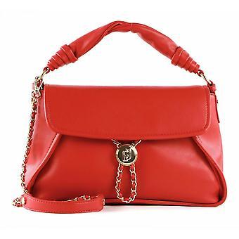 Bag Donna Liu-jo Crossbody Crossbody M In Red Faux Leather Bs21lj38 Aa1077