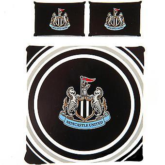 Newcastle United FC Pulse Duvet Cover Set