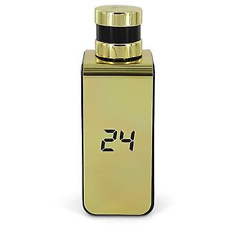 24 Gold Elixir Eau De Parfum Spray (unboxed) By Scentstory 3.4 oz Eau De Parfum Spray
