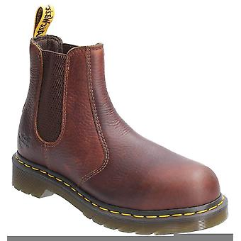 Dr martens arbor st elasticated safety boots womens