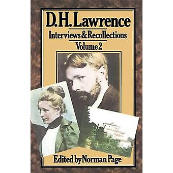 D. H. Lawrence by Professor Norman Page - 9781349048250 Book