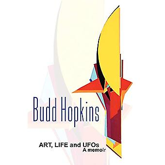 ART - LIFE and UFOs by Budd Hopkins - 9781933665412 Book