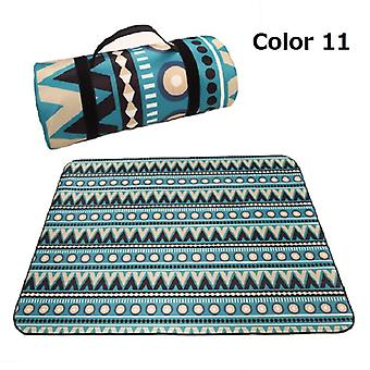 Folding Camping Mat, Waterproof, Thickened Picnic Beach Pad,'s Playing Tent
