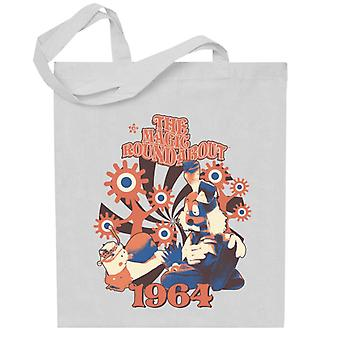 The Magic Roundabout Retro Brian & Dylan Totebag