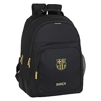 School Bag F.C. Barcelona Black
