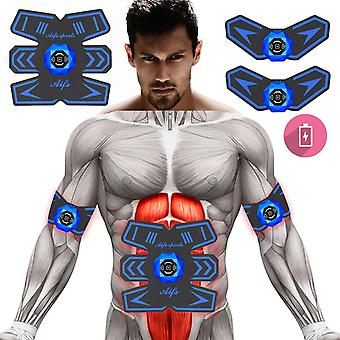 Abs And Arms Stimulator Muscle Trainer Pad