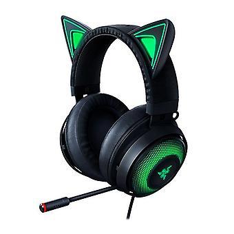 Razer Kraken Kitty Chroma Usb Gaming Headset Negro