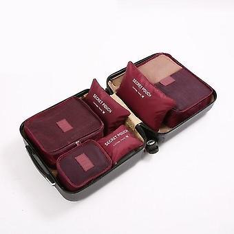 Accessori da viaggio impermeabili, sacchetti di imballaggio in poliestere