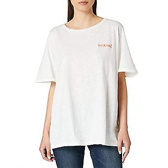 TOM TAILOR MY TRUE ME 1024893 Plussize Basic T-Shirt, 10315-Whisper White, 52 Woman(2)