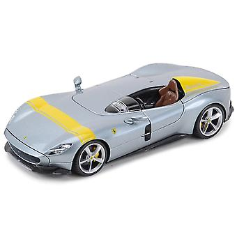 1:24 Ferrari SP1 Sports Car Static Die Cast Vehicles Collectible Model Car Toys|Diecasts