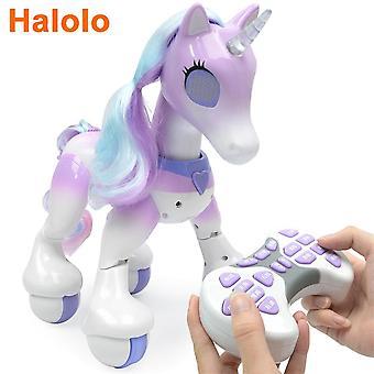 Creative Remote Control Horse Unicorns Robot Cute animal Intelligent Electric Model Pet|RC Animals