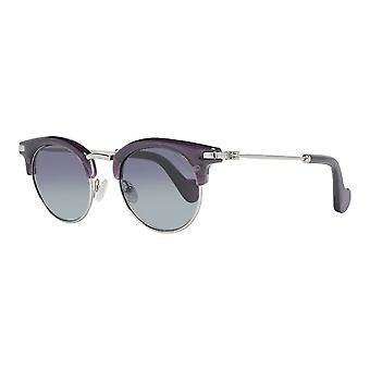 Unisex Sunglasses Moncler ML0035-78B Lilac (ø 47 mm)
