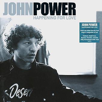 John Power - Händer för Love Vinyl