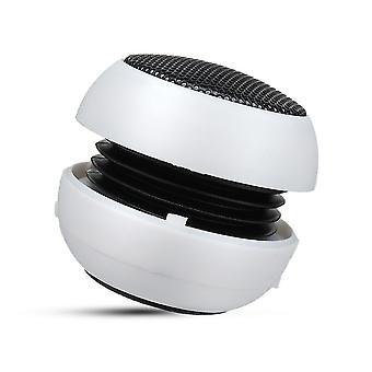 Mini hordozható Hamburger 3.5mm újratölthető Travel Super Bass hangszóró