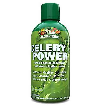 Garden Greens Celery Liquid, 0, 32 Oz