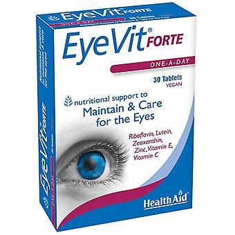HealthAid EyeVit Forte Comprimés 30 (803163)