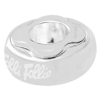 Ladies'Beads Folli Follie 1P13F006 Silver (1 cm)