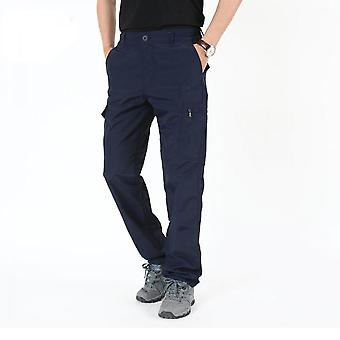 Outdoor Climbing Tooling Loose Straight-leg Trousers