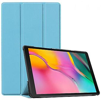 Suitable For Samsung Pad T710/t715/t713 Tablet Protective Case--light Blue