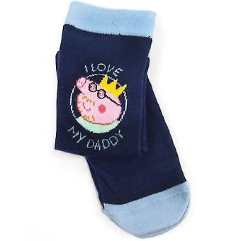 Peppa Pig Beste Papa Mok en Sok Set