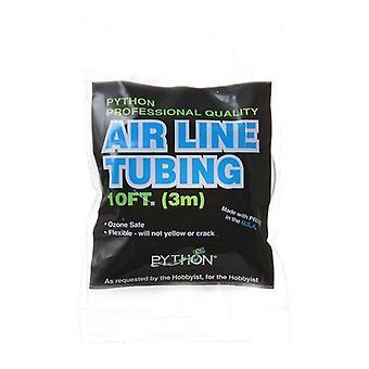 "Python Professional Quality Airline Tubing - 10' Tubing (3/16"" ID)"