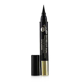 SHIBELLA Cosmetics Waterproof 24 Hours Long Lasting Wing Stamp Eyeliner Double Side Eyeliner – Thin Stamp (Exp. Date 03/2022) 4.5ml/0.1587oz