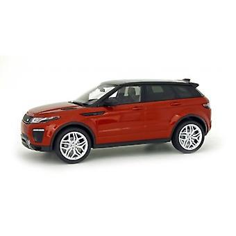 Range Rover Evoque Firenze Red 1:18 Scale Kyosho Ousia C09549R
