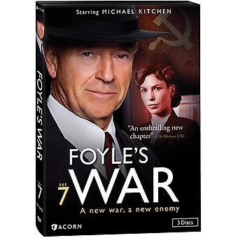 Foyle's War asettaa 7 [DVD] USA tuonti