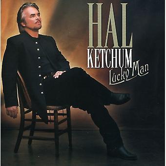 Hal Ketchum - Lucky Man [CD] USA import