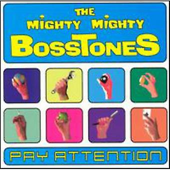 Mighty Mighty Bosstones - importer des USA de faire Attention [CD]