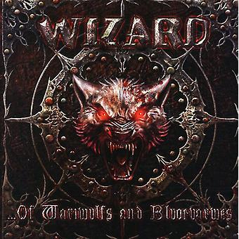 Wizard - Of Wariwulfs & Bluotvarwes [CD] USA import